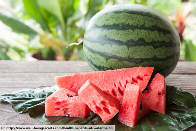 Watermelon, แตงโม, ผลไม้ไทย