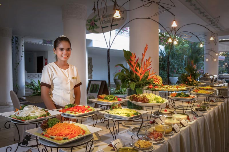 Dining in Phuket