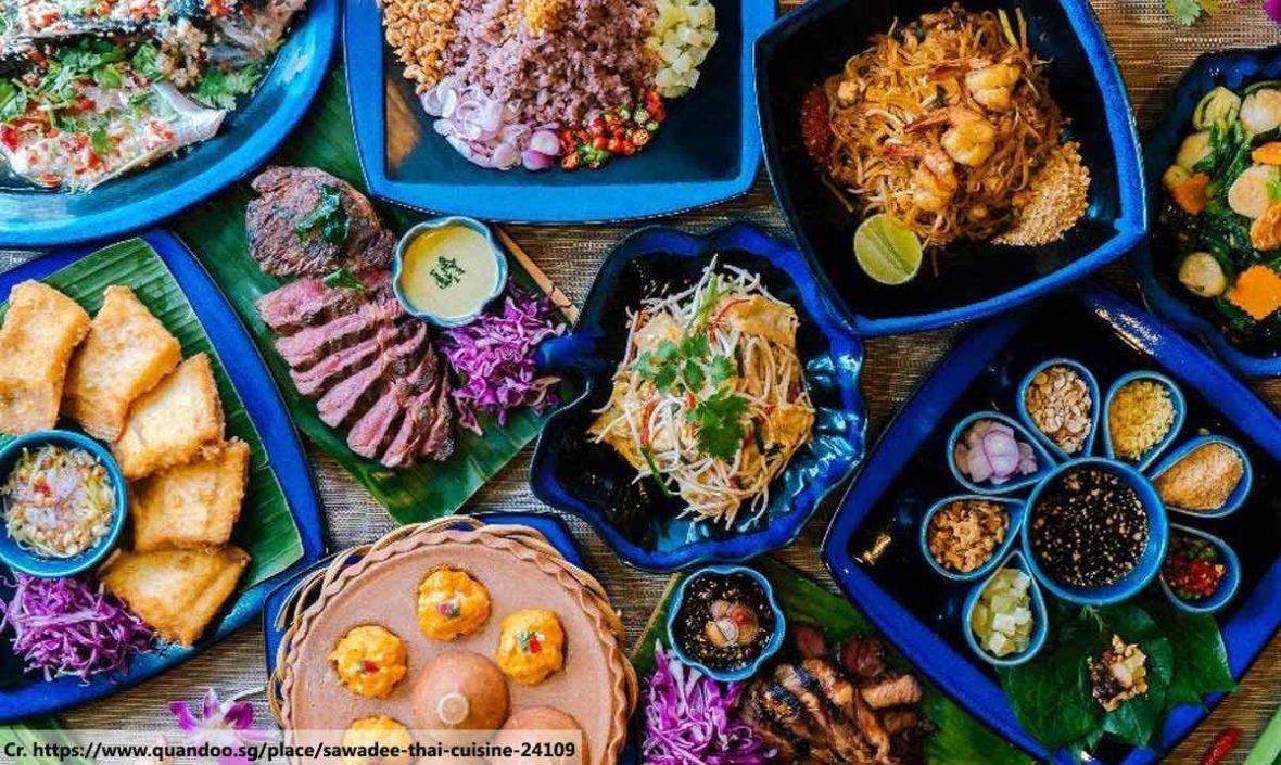 Thai Food, Phuket restaurants