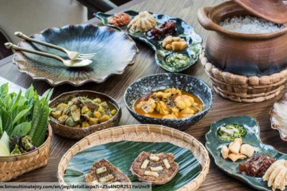 Northern Thai Dishes, Thai food