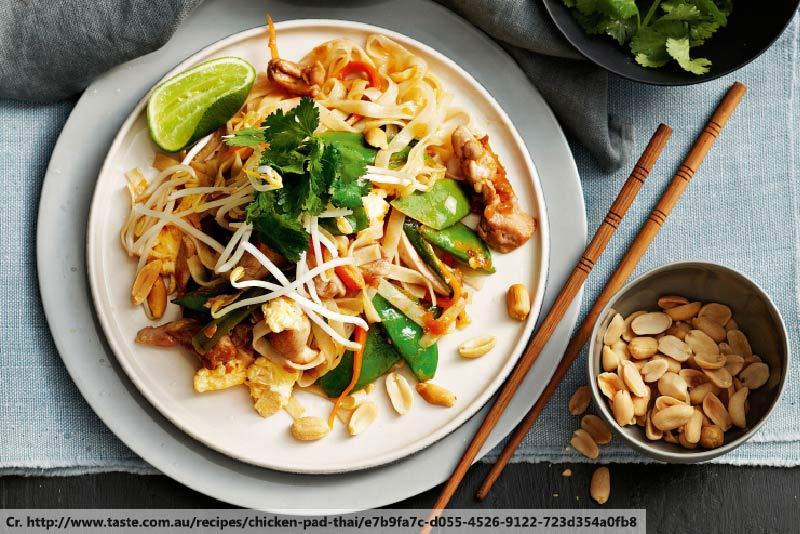 Pad Thai Phuket , ผัดไทย , อาหารไทย