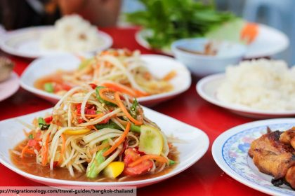 Somtam Thai, Thai Food