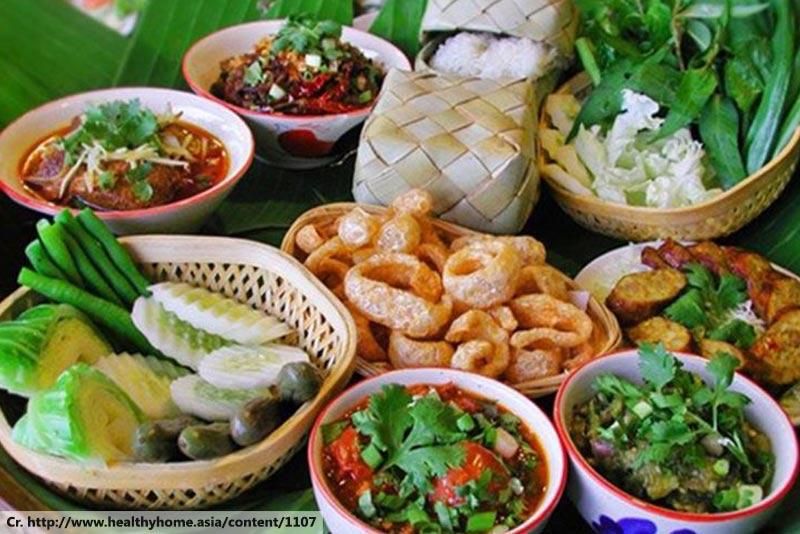 อาหารเหนือ, อาหารไทยในภูเก็ต