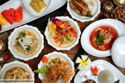 Thai Food Tastes, Food in Thailand