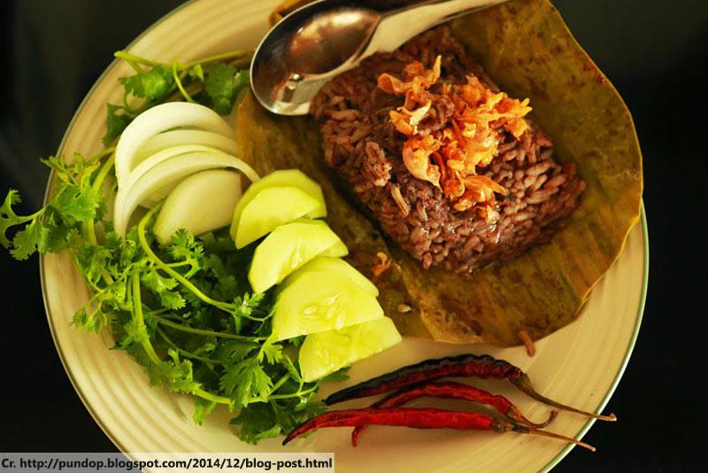 Khao kan chin, ข้าวเงี้ยว, ข้าวกั้นจิ้น