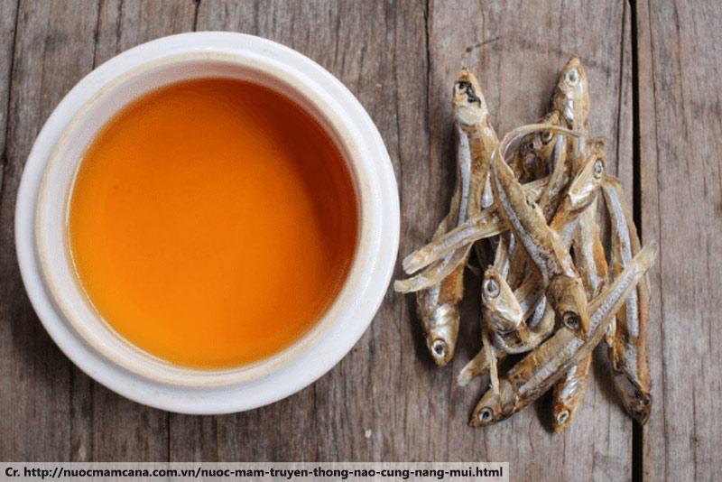 น้ำปลา, fish sauce