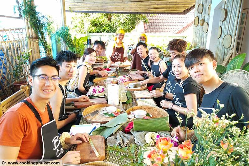 Thai cooking class, B's Thai Cooking Class
