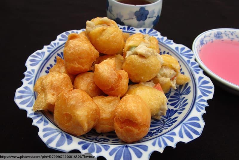 ขนมไทย, ขนมไทยโบราณ, ขนมไทยหาทานยาก, ร้านอาหารไทยในภูเก็ต , ทองพลุ