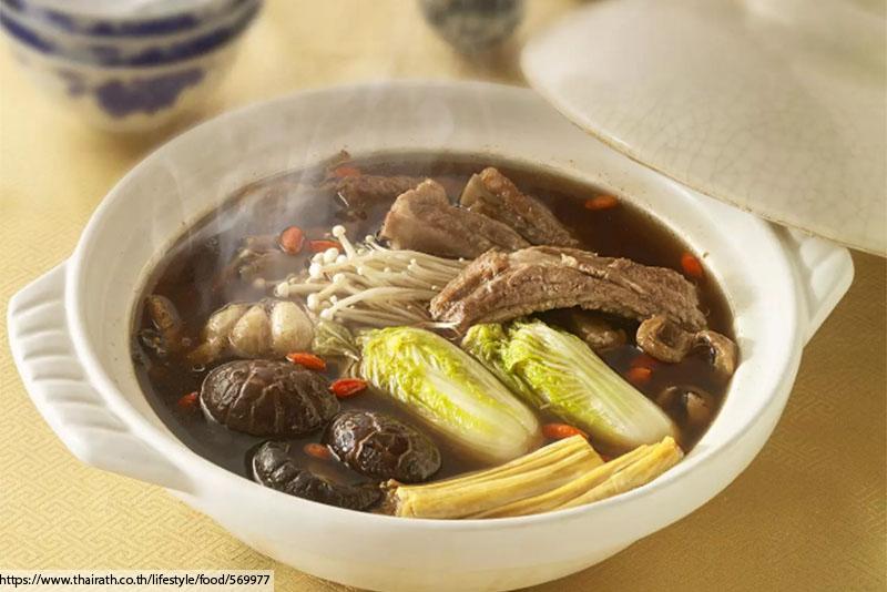 ไหว้ตรุษจีน , เทศกาลตรุษจีน , เมนูอาหารตรุษจีน , อาหารมงคลตรุษจีน , Chinese New Year Food