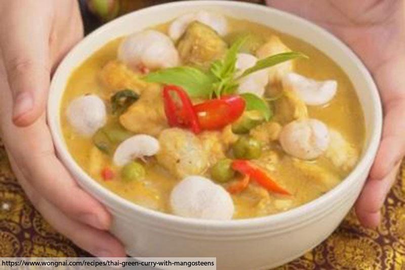 อาหารไทย, ร้านอาหารไทยในภูเก็ต, อาหารไทยสูตรดั้งเดิม, original thai food,แกงเขียวหวานมังคุด