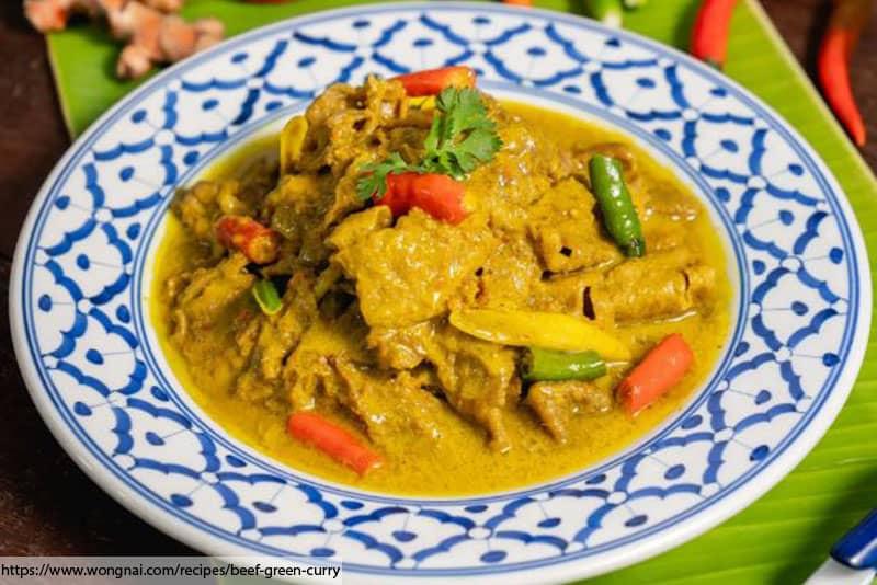 อาหารไทย, ร้านอาหารไทยในภูเก็ต, อาหารไทยสูตรดั้งเดิม, original thai food,แกงระแวงเนื้อ