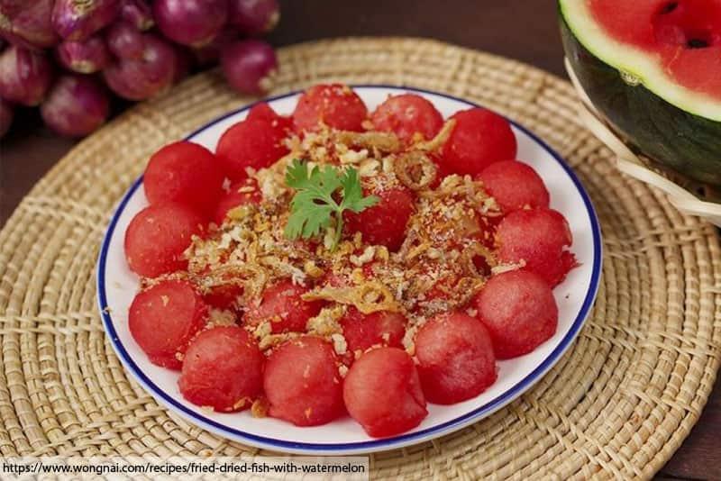 อาหารไทย, ร้านอาหารไทยในภูเก็ต, อาหารไทยสูตรดั้งเดิม, original thai food,แตงโมปลาแห้ง