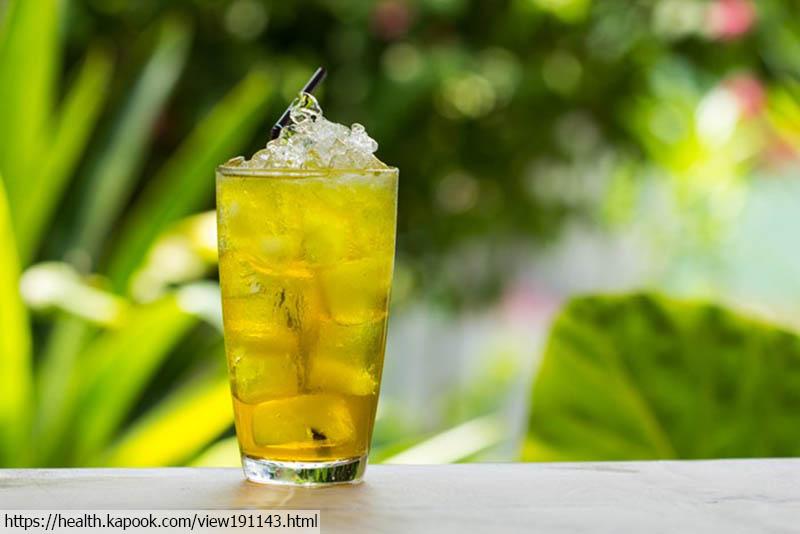 อาหารไทย, น้ำสมุนไพร, สมุนไพรเพื่อสุขภาพ, healthy drinks, เก๊กฮวย