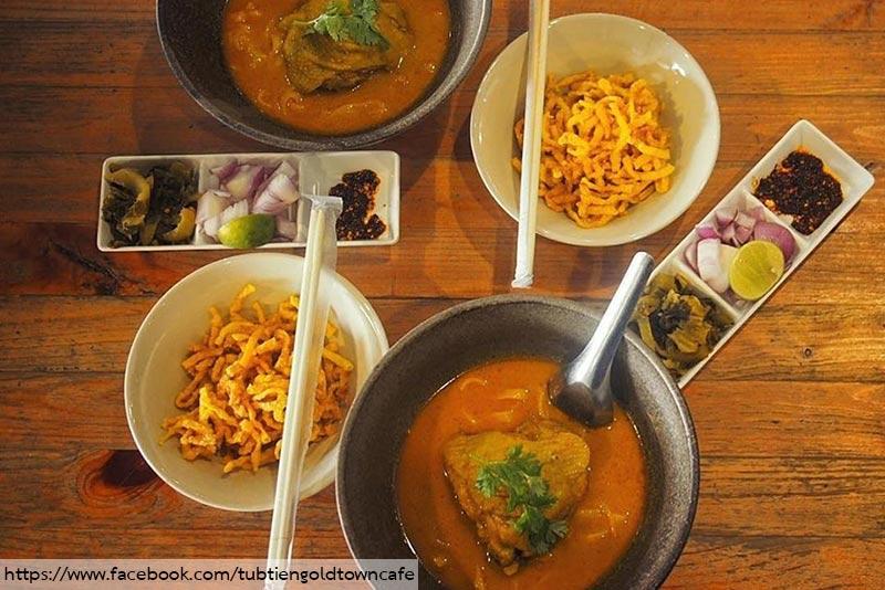 อาหารไทย, ข้าวซอย, อาหารภาคเหนือ, Phuket Thai Restaurants, thai food, khao soi