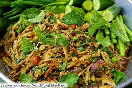 อาหารไทย, ซุปหน่อไม้, อาหารภาคอีสาน, Phuket Thai Restaurants, thai food